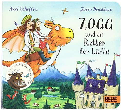 Zogg und die Retter der Lüfte: Pappbilderbuch