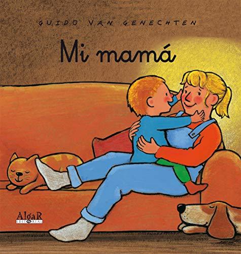 Mi mamá: 3 (Libros de Cartón)