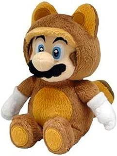 Sanei Super Mario Raccoon Tanooki 8