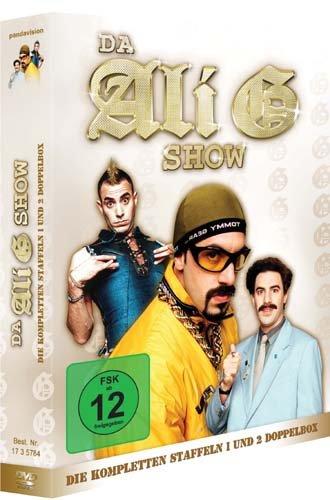 Doppelbox Staffel 1 und 2 (4 DVDs)