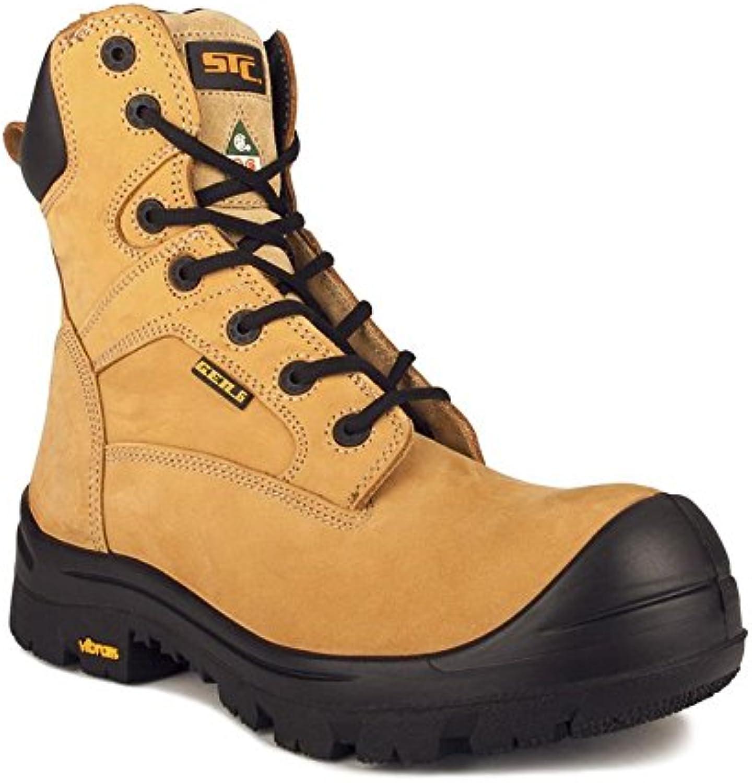 STC Canuck Men's Work Boots CSA, Tan