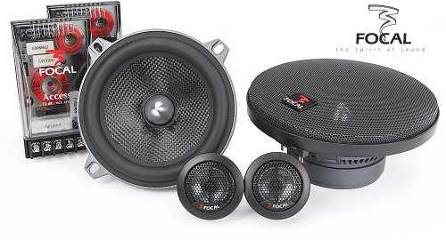 Focal Access 130 A1 5.25-Inch 2-Way Component Speaker Kit