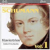 Schumann: Klaviertrios Vol.1