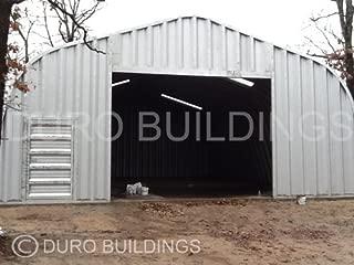 Duro Span Prefabricated Steel Arch Metal Garage Kit G20x40x12