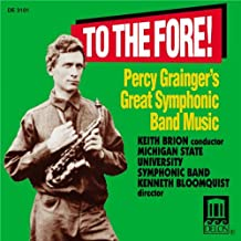 Best colonial song grainger band Reviews
