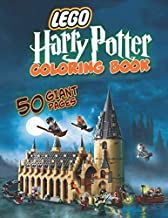 Lego Harry Potter Coloring Book: NEW Coloring Collection with HIGH QUALITY PAPER and EXCLUSIVE ILLUSTRATIONS for Kids, Teens and Fans
