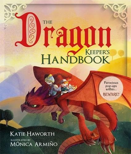 Product Image of the The Dragon Keeper's Handbook