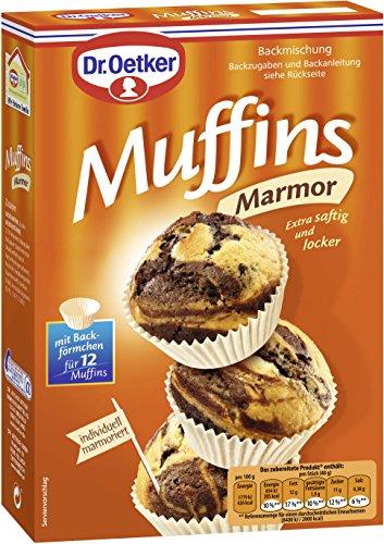 Dr.Oetker - Marmor Muffins - 12St/320g