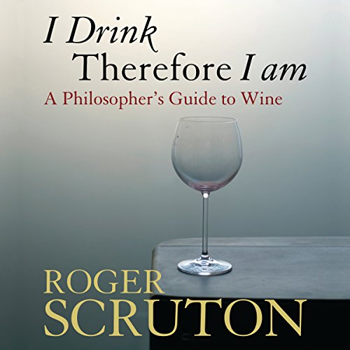 I Drink Therefore I Am cover art