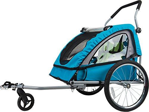 bike baby trailers Smooth Sailer Child Trailer