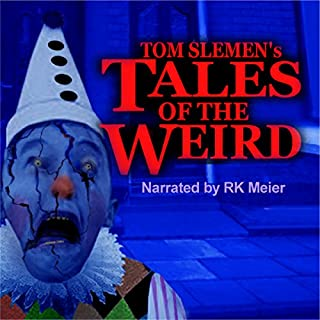 Tales of the Weird cover art