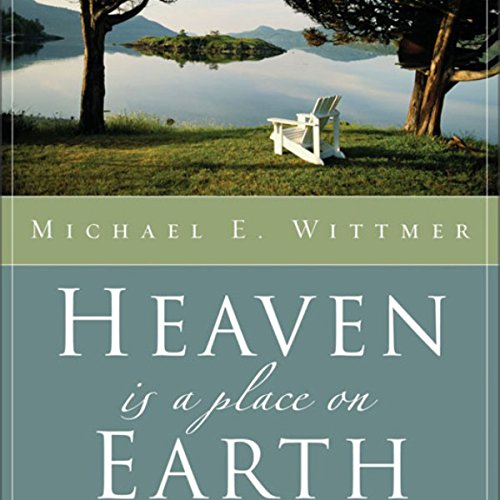 Heaven Is a Place on Earth audiobook cover art