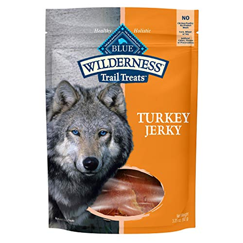 Blue Buffalo Wilderness Trail Treats Leckerlis für Hunde, ohne Getreide, 3.25 oz, n/a