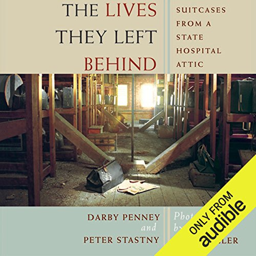 The Lives They Left Behind audiobook cover art