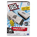 Tech Deck - Build-A-Park n Kicker, Funbox, and Hydrant n Ramps for Tech Deck Board and Bikes