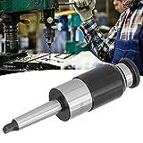 Supporto per mandrino a pinza, utensile con gambo conico Morse Supporto per maschiatura per tornio CNC per torni CNC/fresatrici per tampone telescopico per maschiatura del tornio