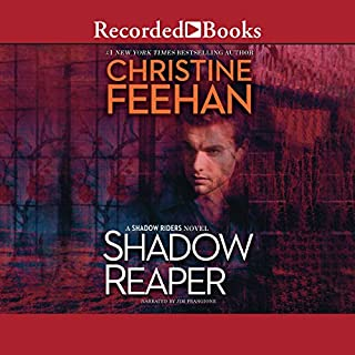 Shadow Reaper                   By:                                                                                                                                 Christine Feehan                               Narrated by:                                                                                                                                 Jim Frangione                      Length: 13 hrs and 39 mins     16 ratings     Overall 4.4