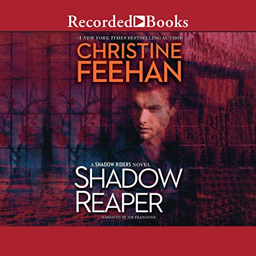 Shadow Reaper audiobook cover art