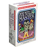 Z-Man Games Choose Your Own Adventure: War with The Evil Power Master Multi-colored