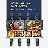 Zoom IMG-1 aigostar kabul 30rel grill elettrica