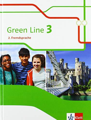 Green Line 3. 2. Fremdsprache: Schülerbuch Klasse 8 (Green Line. Ausgabe 2. Fremdsprache ab 2018)