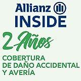 Allianz Inside, 2 años de Cobertura de Daño Accidental y Avería para Teléfonos móviles con un Valor de 250,00 € a 299,99 €