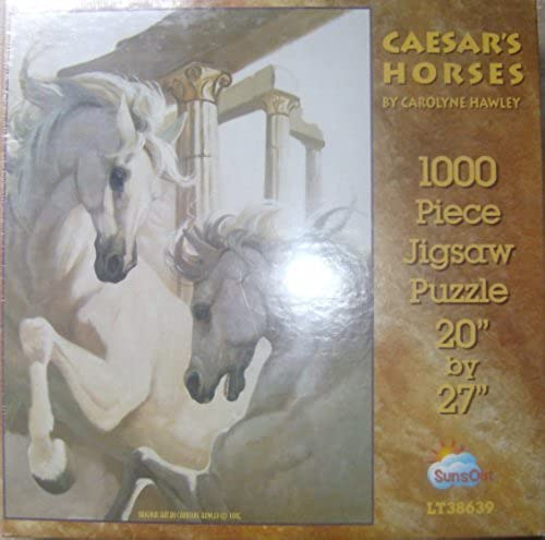 Caesar's Horses by voitureolyne Hawley by SunsOut by SunsOut