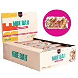 Redcon1 MRE Bar - Meal Replacement Bar - Animal Based Protein, 20G Protein, No Bloating, Real Food Taste (Sprinkled Donut - 1 box / 12 bars)