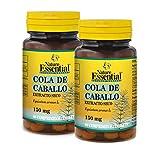 NATURE ESSENTIAL | Cola de caballo 150 mg | Extracto Seco 60 Comprimidos (Pack 2 unid.)
