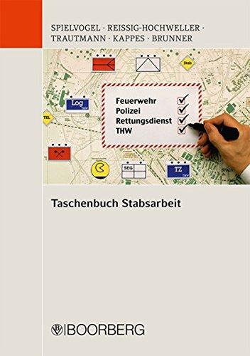 Taschenbuch Stabsarbeit