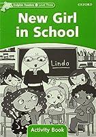 New Girl in School (Dolphin Readers, Level 3)
