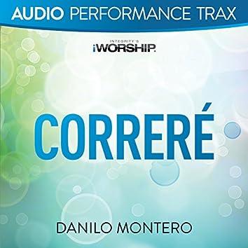 Correré [Audio Performance Trax]