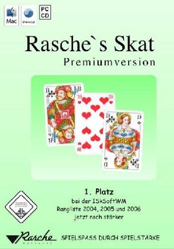 Rasche's Skat 6.0 Premiumversion (PC+MAC)