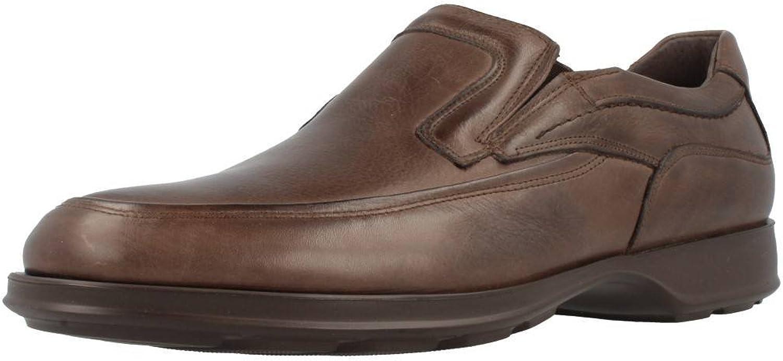 ANGEL INFANTES Men's Loafers, Colour Black, Brand, Model Men's Loafers 33049 H2041 Black
