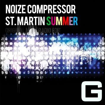 St. Martin Summer