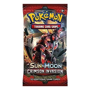Best pokemon cards crimson invasion Reviews
