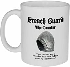 Monty Python and the Holy Grail French Guard- coffee or tea mug