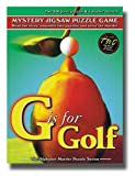TDC Games Alphabet Mystery Puzzle - G is for Golf