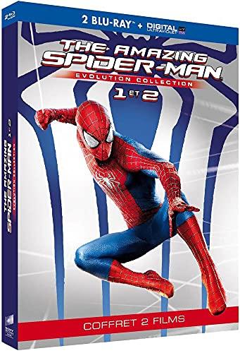 Collection Evolution The Amazing Spider-Man : Le Destin d'un héros [Blu-Ray + Copie Digitale]