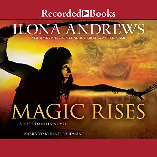 Magic Rises cover art
