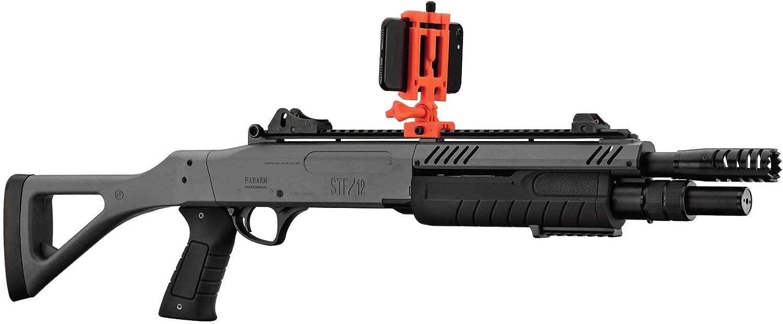 FABARM - Fusil de bolas de bomba STF 12 con muelle con modo virtual realidad, recarga manual, potencia 0,5 julio