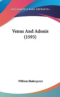 Venus And Adonis (1593)