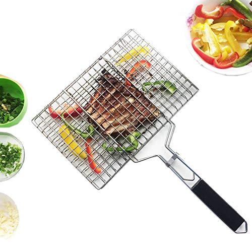 Aida Bz 304 voedsel kwaliteit niet-giftige roestvrij staal vet encryptie gegrild net barbecue gereedschap benodigdheden