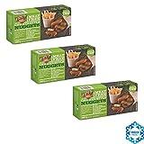 Fry's Family Vegetariano NUGGETS SABOR A POLLO (VEGANO) 380 GR Congelado Pack de 3