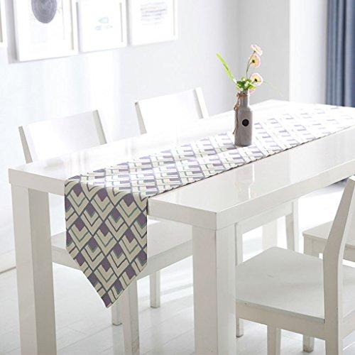 Nappes Linge de maison Treillis Double couche Indicateur de table Luxe Classique Sauvage Tapis de table Table basse Décoration Mobilier de maison Serviette de lit