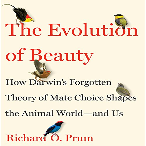 The Evolution of Beauty audiobook cover art