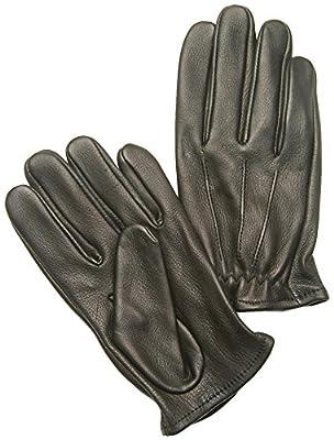Napa Deerskin Super Short Police Style Gloves