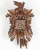 Kuckucksuhr 50cm Original Hekas Kammerer 3672-8EX