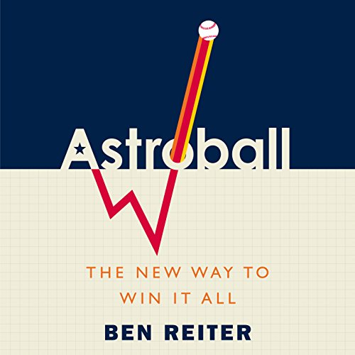 Astroball audiobook cover art