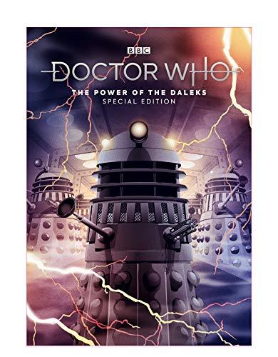 Doctor Who - The Power Of The Daleks Special Edition [Edizione: Regno Unito] [DVD]